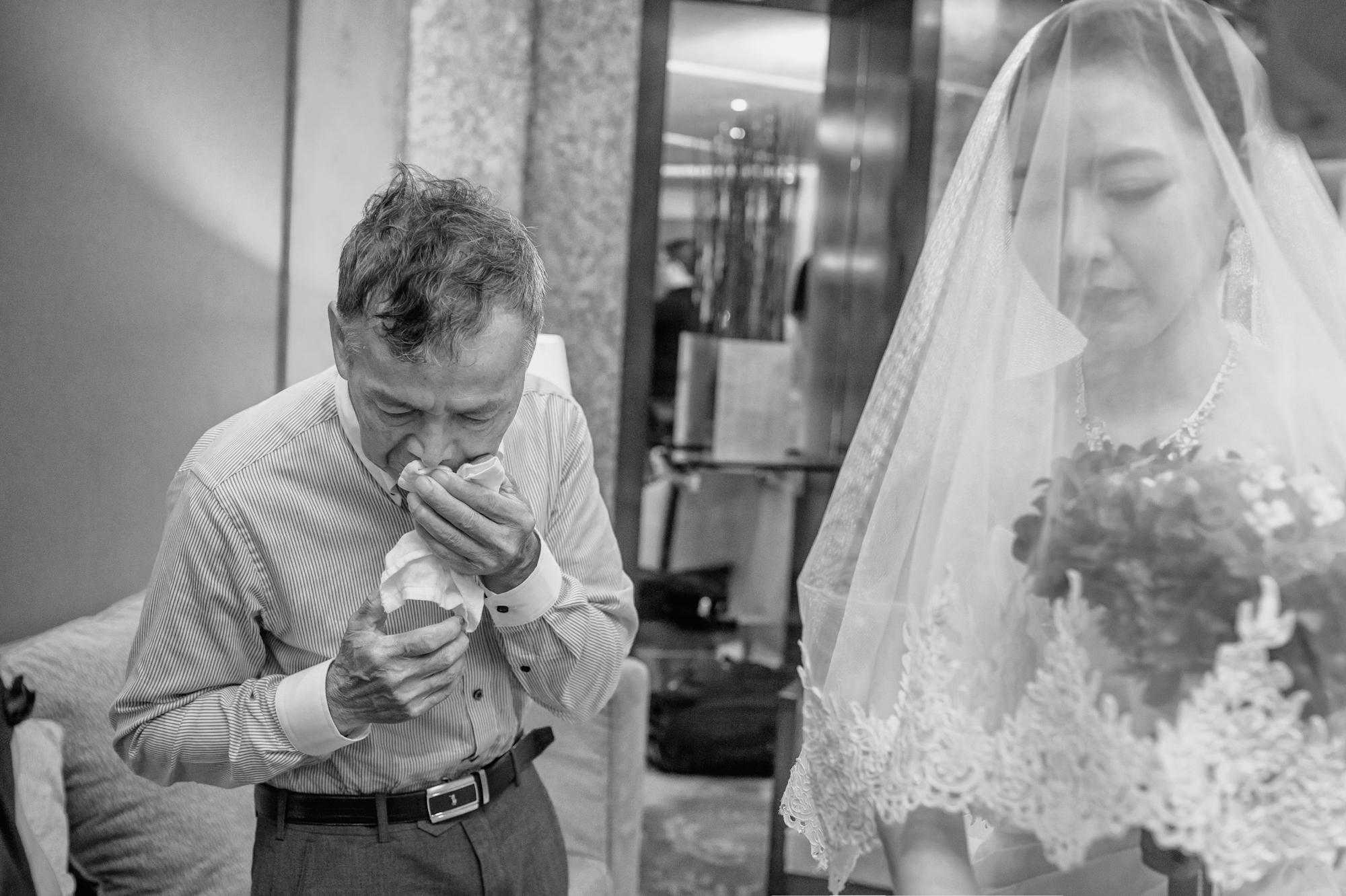 『台北婚攝』 Morris  & Christine  @ 遠企飯店  婚禮紀錄/婚攝
