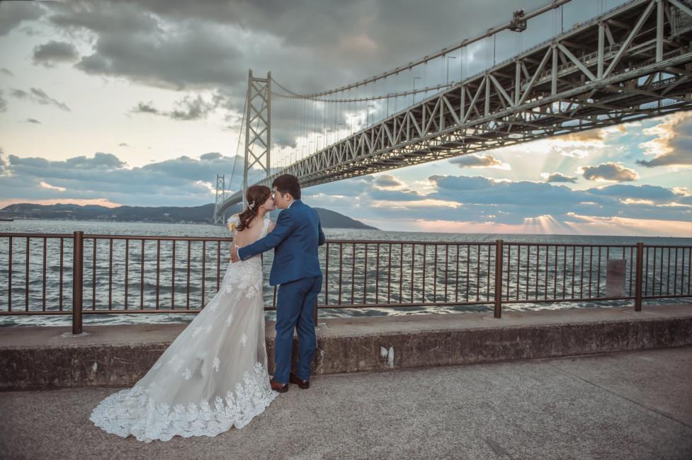 『海外婚紗』京都婚紗  彥廷 & 佩芬  Pre-Wedding  海外婚紗攝影