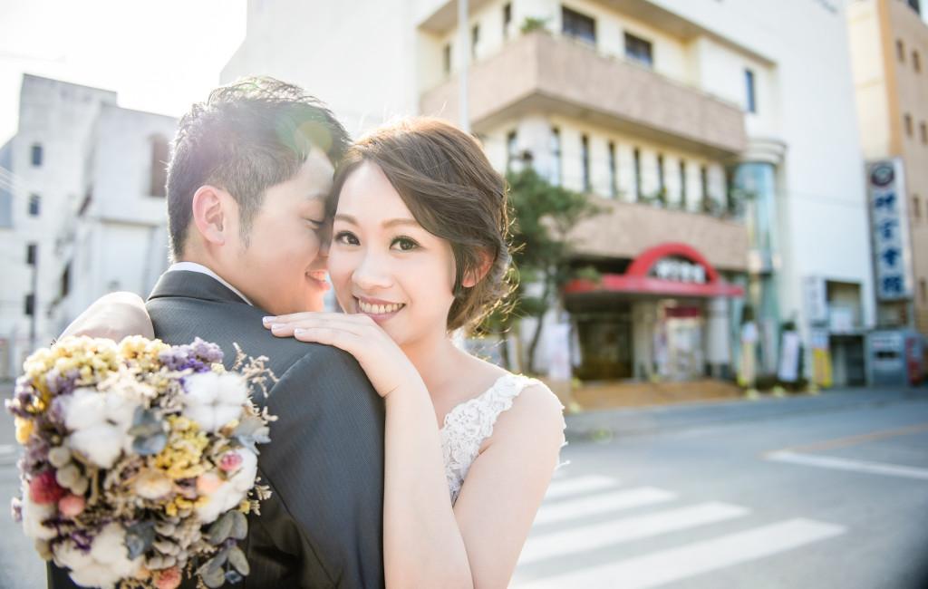 『沖繩婚紗』紹 哲&品 汝  @ Okinawa   海外 沖繩婚紗