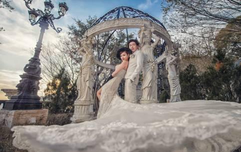 『自助婚紗』山君 & 彥蓁  Pre-Wedding # 老英格蘭莊園 婚紗拍攝/婚紗攝影
