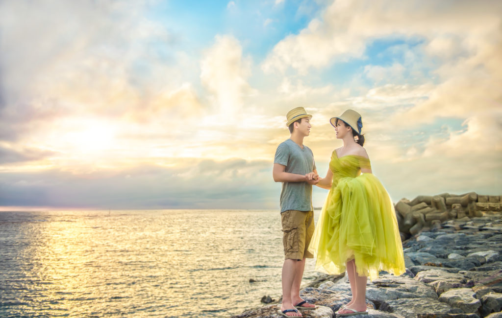 『沖繩婚紗』Charles & Chavi  @ Okinawa   沖繩婚紗