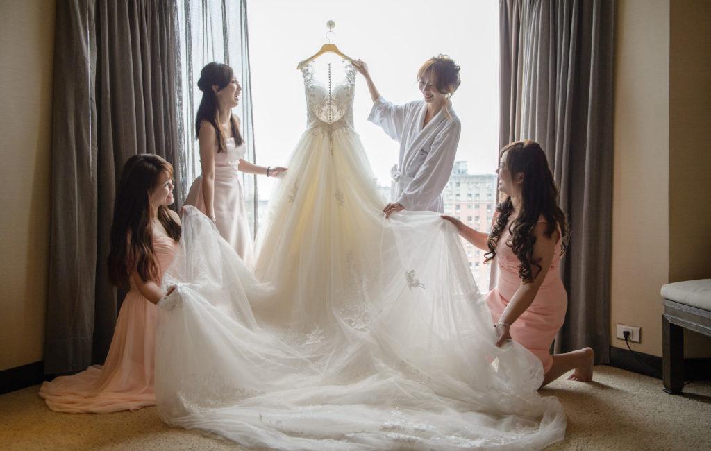 『台北婚攝』 瑋竣&佩穎  @ 台北晶華酒店  婚禮紀錄/婚禮攝影