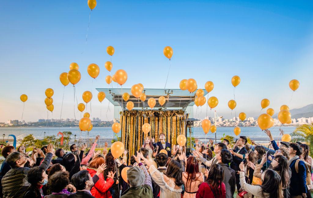 『台北婚攝』 致帆 & 庭伊  Wedding #  BALI水岸四季景觀餐廳  婚禮紀錄/婚禮攝影