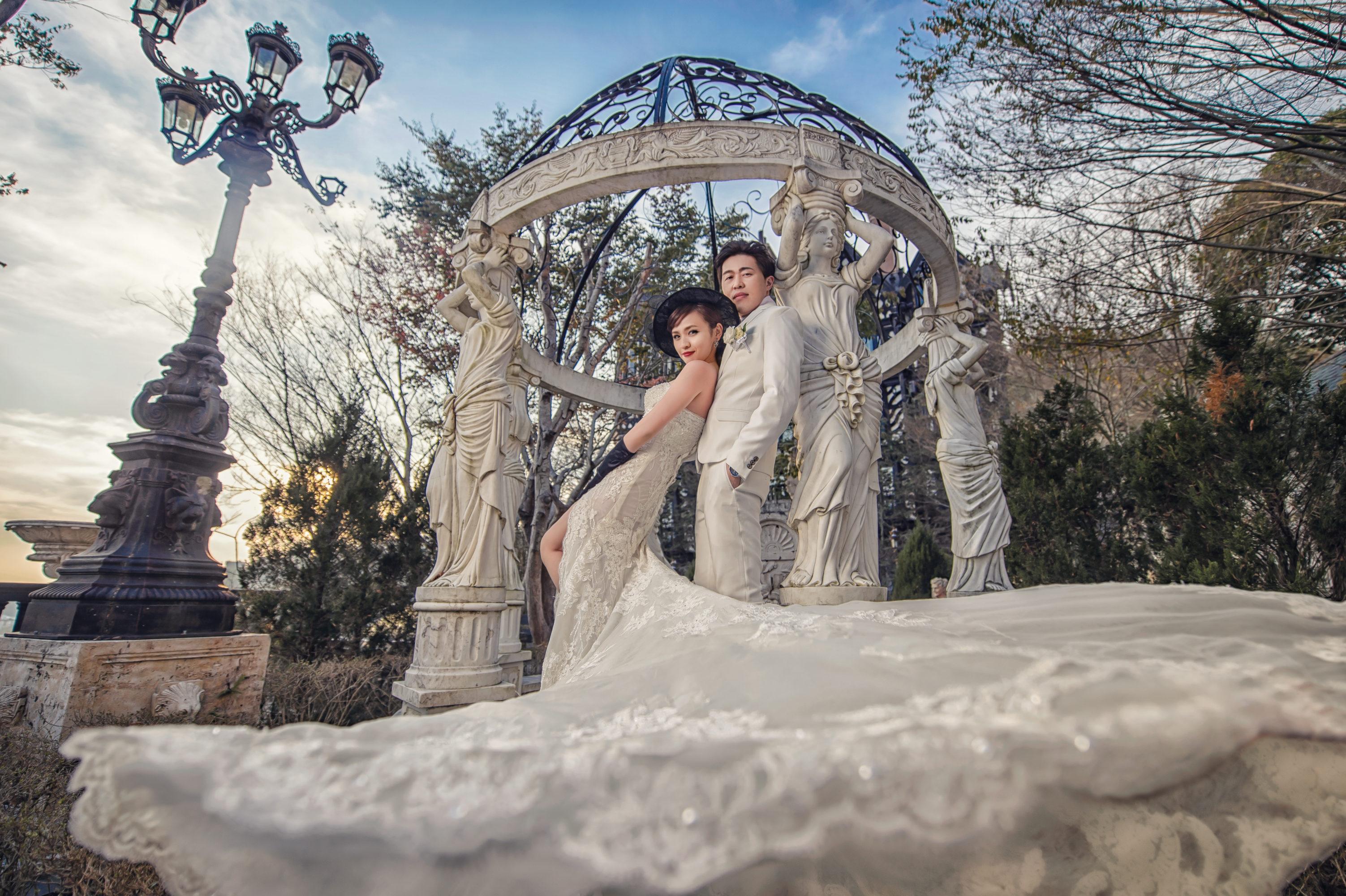 海外婚紗攝影 服務內容說明
